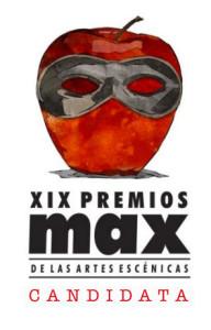 Logo Max XIX Candidata
